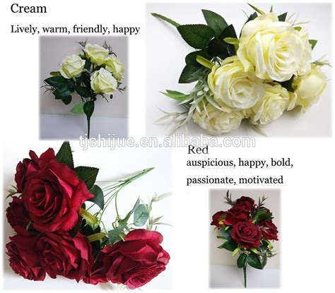cheap real flowers for wedding cheap bouquet wedding real touch silk artificial flower