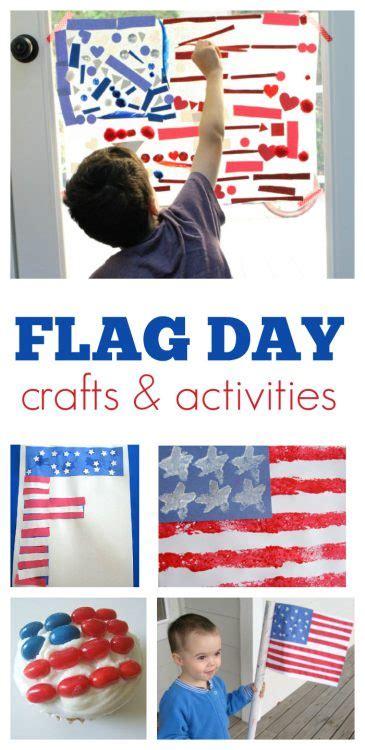 Make A Frankenstein Flag 365 Days Of Crafts Inspiration - flag day crafts for no time for flash cards