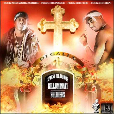 lil boosie illuminati 2pac lil boosie killuminati soldiers hosted by dj cali