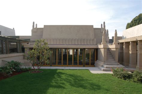 Hollyhock House by Hollyhock House Takes To The World Stage Park Labrea