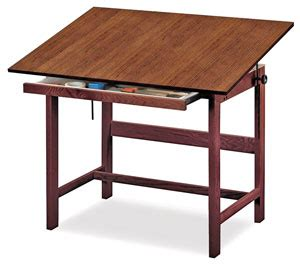 Alvin Titan Drafting Table Blick Art Materials Drafting Table Surface Material