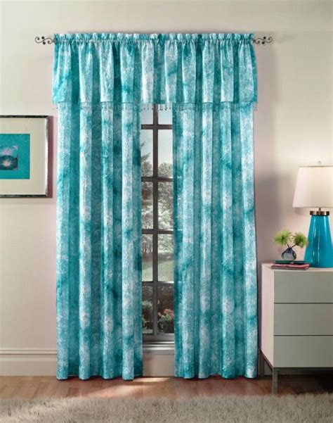 aqua curtains living room 15 delightful sheer curtain designs for the living room