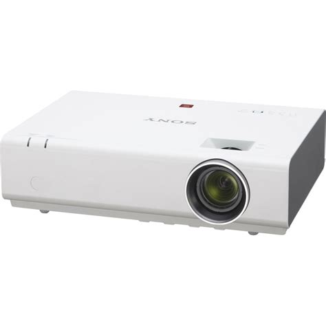 Proyektor Wxga sony vpl ew255 wxga multimedia projector vpl ew255 b h photo