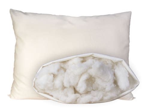 Eco Pillow by Omi Eco Wool Pillow The Century House Wi