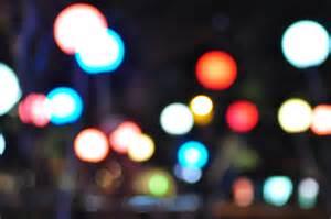 The Zoo Lights Bokeh Luminance