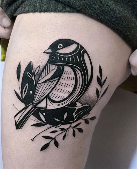 black bird tattoos black bird inkstylemag