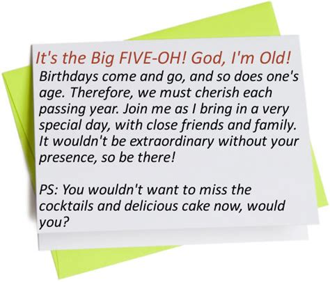 template for awesome 50th birthday card quotes for 50th birthday celebration quotesgram