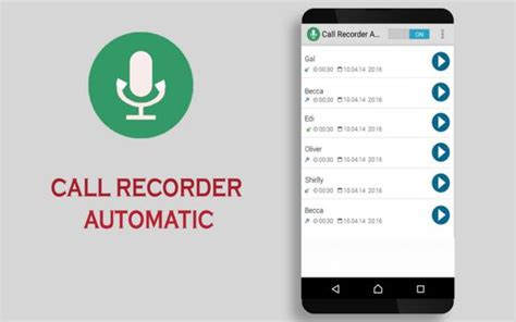 best automatic call recorder top 5 auto call recorder apps