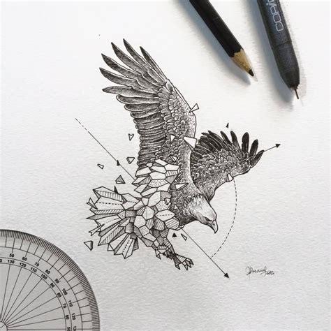 geometric tattoo manila kerby rosanes freelance illustrator manila ph works