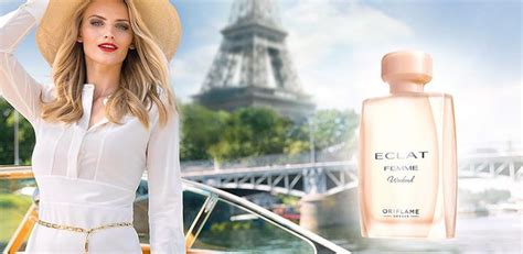 Parfum Oriflame Eclat Femme eclat femme weekend oriflame perfume a new fragrance for