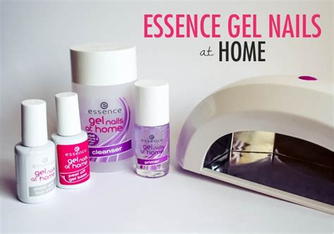 review essence gel nails at home bobs