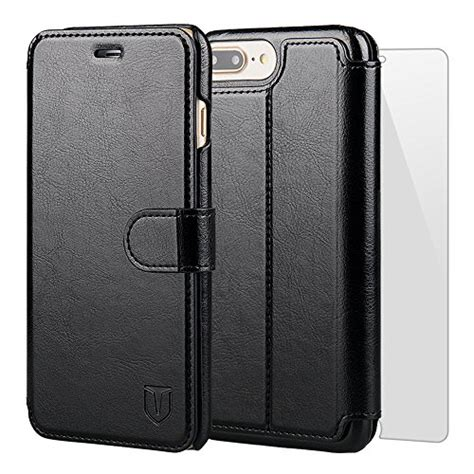 Casing Cover Iphone 7 Plus Flip Wallet Leather Dompet Kartu tannc iphone 8 plus wallet iphone 7 plus flip