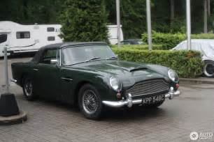 Aston Martin Convertible Aston Martin Db5 Convertible 21 May 2017 Autogespot