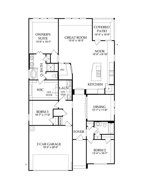 pulte homes floor plans texas pulte homes floor plans texas