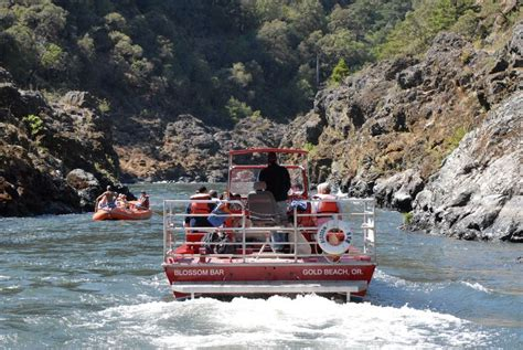 rogue river jet boat excursions rogue river jet boat cruise gold beach oregon places i