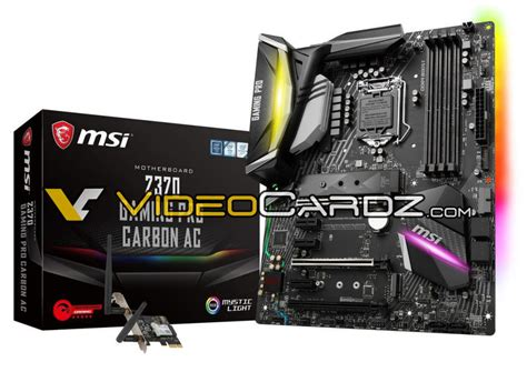 Msi Z370 Gaming M5 Socket 1151 Coffeelake Motherboard msi z370 motherboad lineup for intel 8th coffee lake leaks out