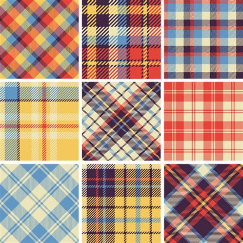 fabric js svg pattern free plaid vector free vector download 146 free vector