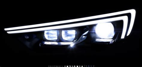 insignia grand sport intellilux lights teased gm authority