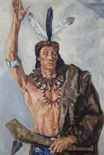 Who Is Chief Pontiac 10 Facts About Chief Pontiac Fact File