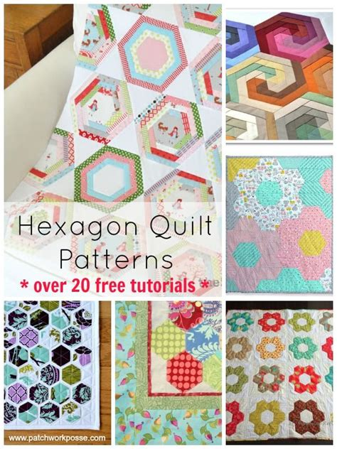 Hexagon Patchwork Projects - 1000 images about hexie quilting on hexagon