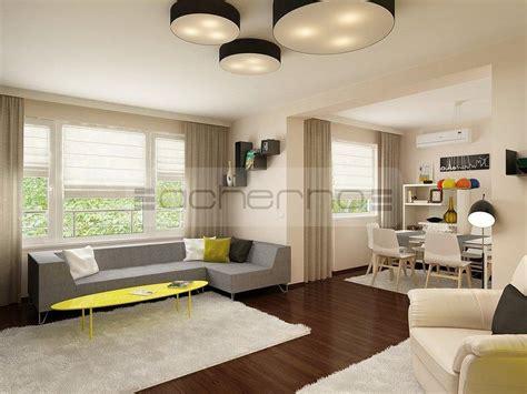 raumgestaltung wohnzimmer acherno modernes wohnung design in frischen farben