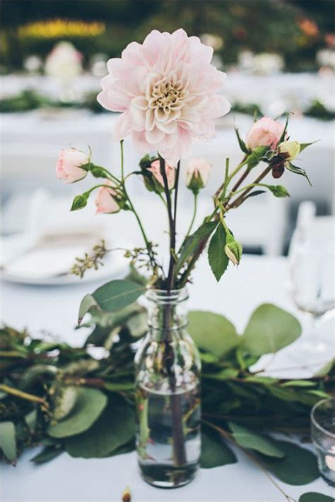 Simple Yet Beautiful Blooms by Wedding Centerpieces A Collection Of Ideas To Try About