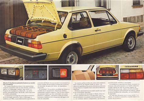 volkswagen atlantic thesamba com vw archives 1983 vw atlantic brochure
