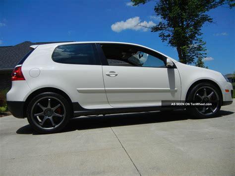 2007 Volkswagen Gti 2 Door 2007 volkswagen gti base hatchback 2 door 2 0l