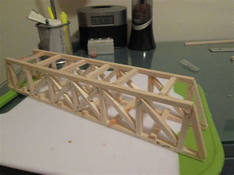 wooden bridge designs balsa wood bridge