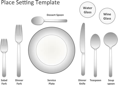 place setting template place setting template doliquid
