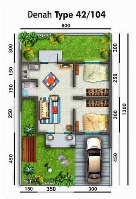 rumah minimalis ukuran  rumah minimalis bhk house