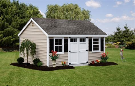 12 X 16 Sheds by Dahkero 20 X 10 Garden Shed Nj