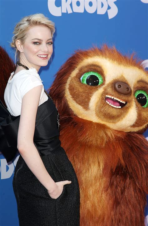 film emma stone allocine photo de emma stone les croods photo emma stone allocin 233