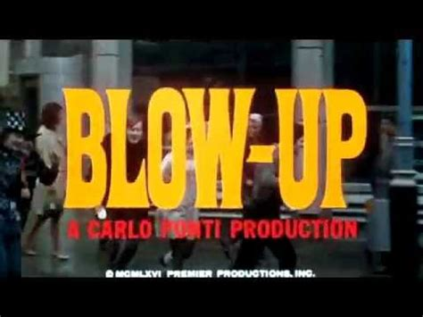film blow up youtube blow up film trailer 1966 youtube