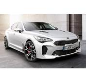 Kia Stinger GT 2017 Wallpapers And HD Images  Car Pixel