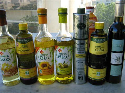 huile cuisine r 233 gime quelle huile alimentaire choisir plus mince