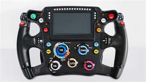 volante f1 c 243 mo funciona un volante de la f1 161 cu 225 ntos botones