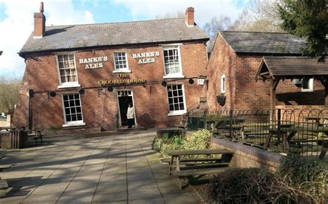 crooked houses the crooked house staffordshire pub review