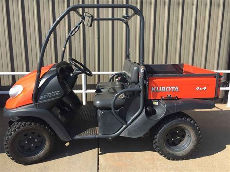 kubota side by side prices page 1 us new and used kubota atvs prices for sale