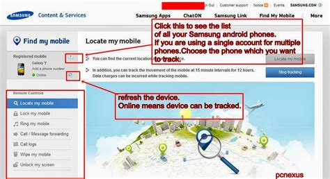 How Can Find My How To Locate And Track Stolen Or Lost Samsung Android