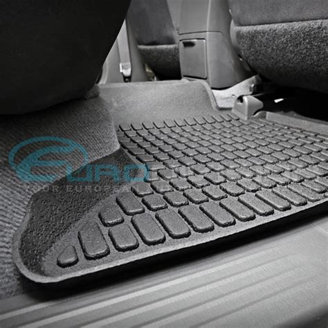 Toyota Floor Mats 2012 by Toyota Hilux 2012 To 2015 3d Rubber Floor Mats Custom