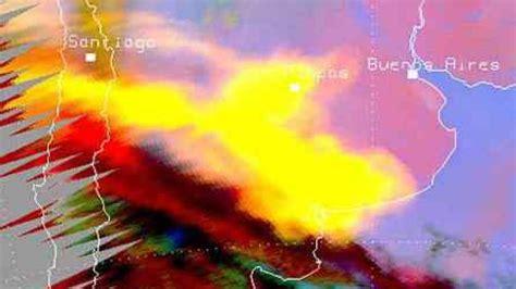 imagenes satelitales volcan im 225 genes satelitales sensores infrarrojos y un gif sobre