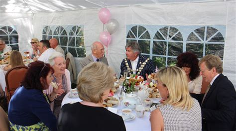 jp bournemouth vacancies chari tea raises funds for mayor s charities at the