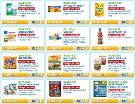 coupons for food free printable coupons grocery coupons coupons coupons