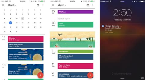 Calendar 5 Review Calendar For Iphone Review Imore