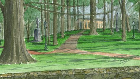 Landscape Master Of Carolina Cus Landscape Master Plan