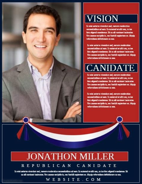 campaign poster templates postermywall