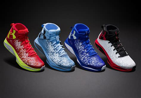 under armoire under armour introduces the fire shot in march