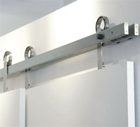 Sliding Closet Door Hardware Bifold Closet Door Track Hardware