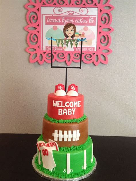 Football Baby Shower Ideas by Best 25 Christian Baby Shower Ideas On Cloud